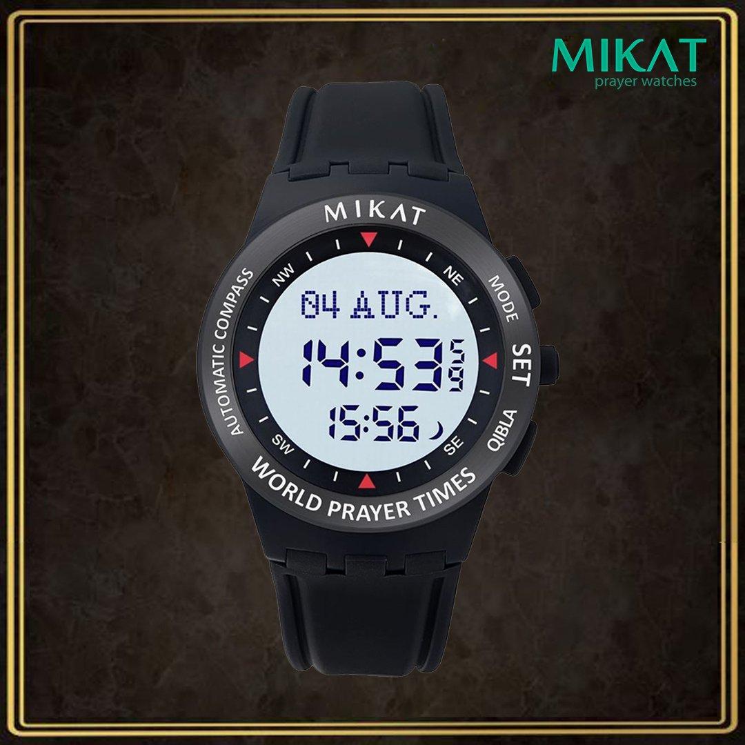 Prayers Watch Azan Time Fajrwatch Qibladirection Book Mark Waterproof Watch Alarm Shop Www Mikatshop Com Pic Twitter Com Gfqtxon3az