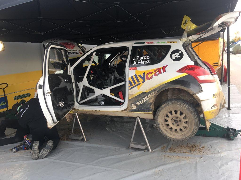 CERT: 1º Rallye de Tierra de Madrid [30 Noviembre - 1 Diciembre] - Página 3 DtUn9XVWsAUQ2po