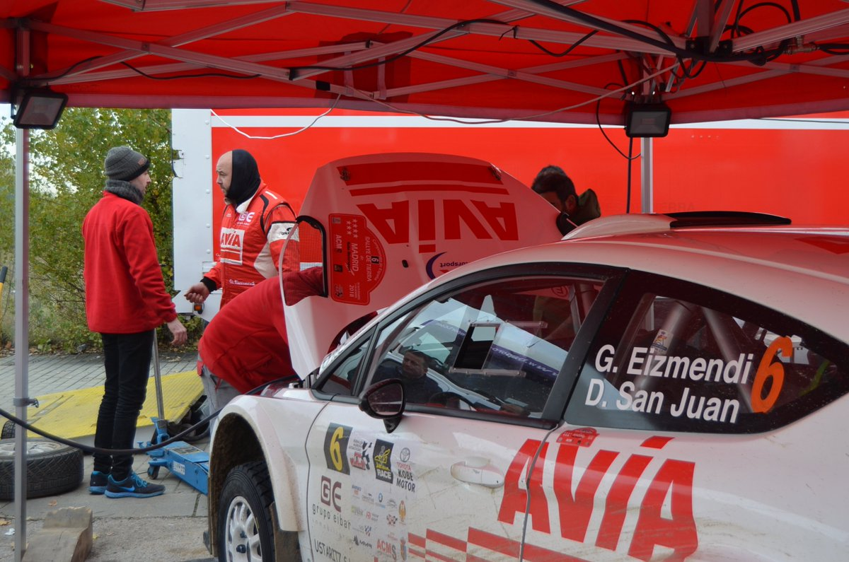 CERT: 1º Rallye de Tierra de Madrid [30 Noviembre - 1 Diciembre] - Página 3 DtUtziiXQAI9MOZ