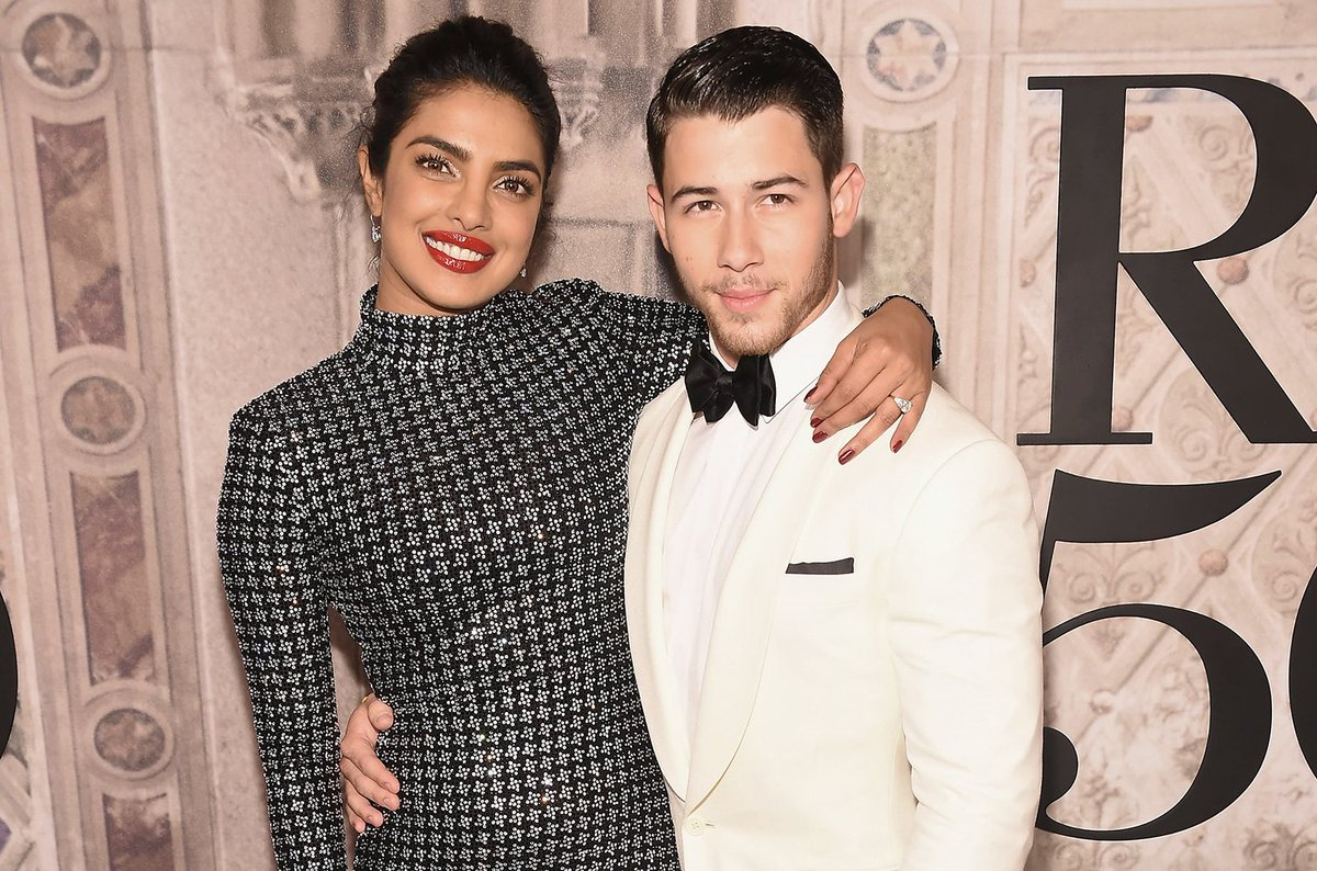 Nick Jonas and Priyanka Chopra marry in India blbrd.cm/1R0TJb