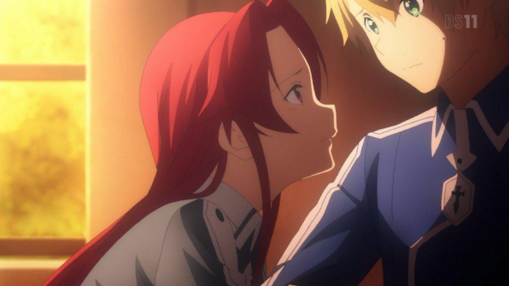 お願いがあるんです!!!! #sao_anime #bs11 https://t.co/xvGv1eQTvt