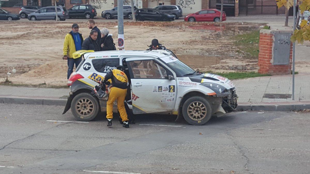 CERT: 1º Rallye de Tierra de Madrid [30 Noviembre - 1 Diciembre] - Página 3 DtV53S0XQAMbqTy