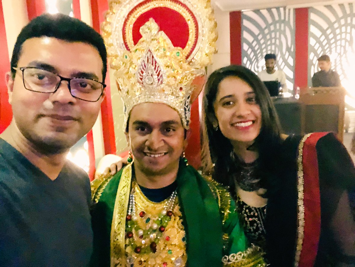 test Twitter Media - With #Raja #Rani! Amazing #AfterParty of @WCAhmedabad just starting!#WCAhmedabad #WordCamp #Party https://t.co/1G40PWXrAH