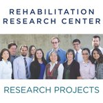 Image for the Tweet beginning: #SCVMC's Rehabilitation Research Center is