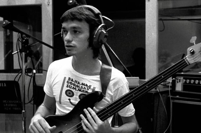 Happy birthday Jaco Pastorius