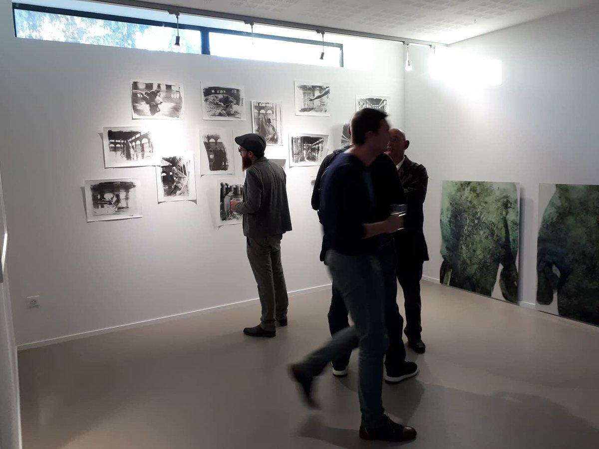 """Galerie D Art Bourges éduscol arts plast. on twitter: """"découvrez @latransversal la"""