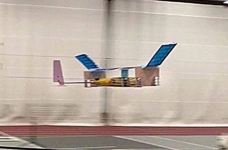 世界で初めてイオン風で推進する「可動部品のない航空機」の飛行実験に成功 ──騒音がほとんど発生せず排気がない https://t.co/BQqtGszNqS #MIT #サイエンス #テクノロジー