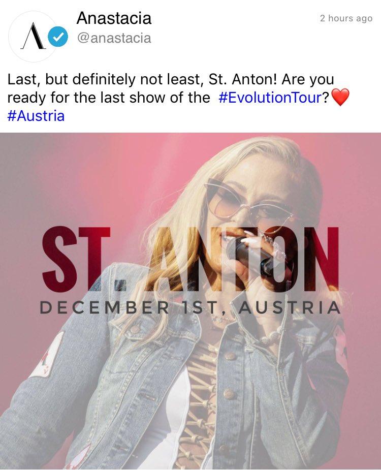 """Anastacia >> álbum """"Evolution"""" - Página 13 DtVUbLuXQAAJzyS"""
