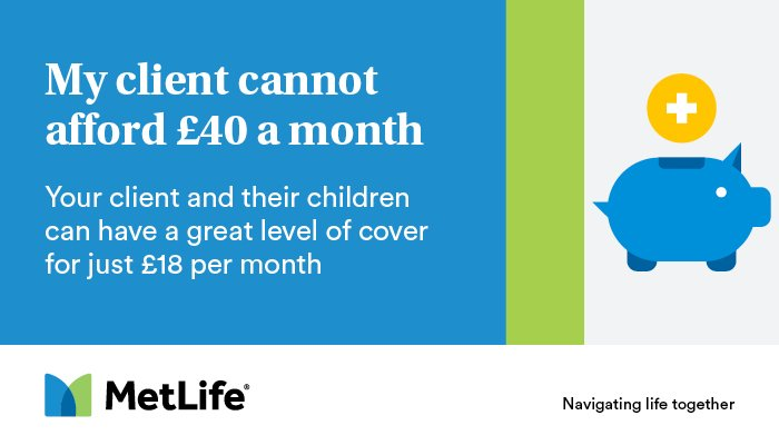 The level of cover clients get with #MultiProtect is more affordable than they may realise. Read up on the myths and offer your clients simple protection. https://t.co/HNJU9JhD08 https://t.co/tEWcp9IrYC