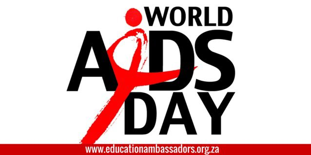 Today we commemorate #WorldAidsDay. Remember to get tested, get informed and say no to discrimination against people living with HIV/AIDS. https://t.co/gCKXR2Oen3