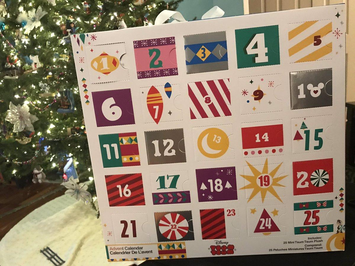 kicks christmas calendar