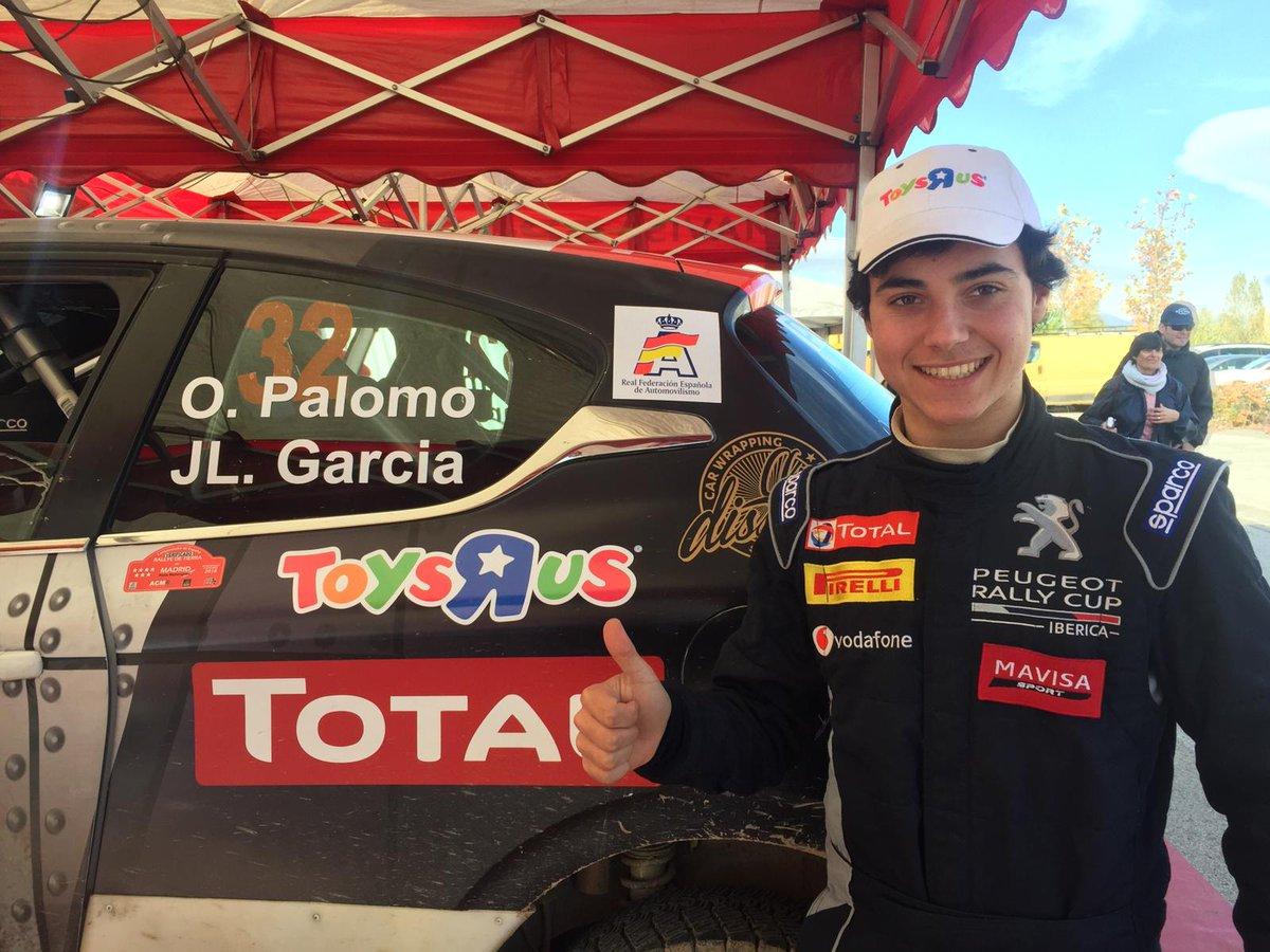 CERT: 1º Rallye de Tierra de Madrid [30 Noviembre - 1 Diciembre] - Página 3 DtVky2ZWsAAf5aD