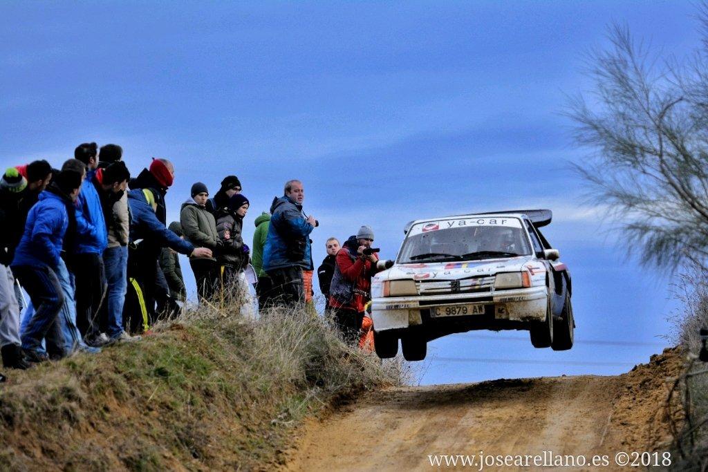 CERT: 1º Rallye de Tierra de Madrid [30 Noviembre - 1 Diciembre] - Página 3 DtVlRPSXoAE1ZsN
