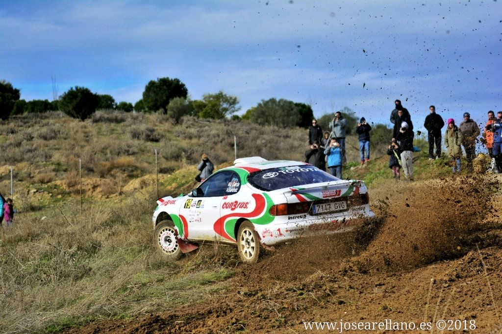 CERT: 1º Rallye de Tierra de Madrid [30 Noviembre - 1 Diciembre] - Página 3 DtVlRsaXoAAhGZF