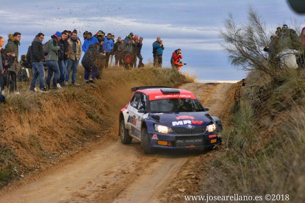 CERT: 1º Rallye de Tierra de Madrid [30 Noviembre - 1 Diciembre] - Página 3 DtVlSw8W0AEpo-O