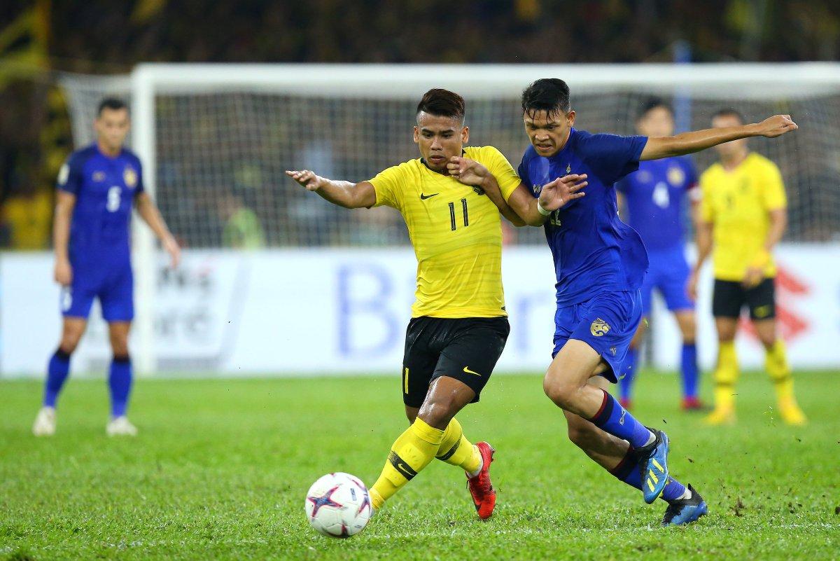 Video: Malaysia vs Thái Lan