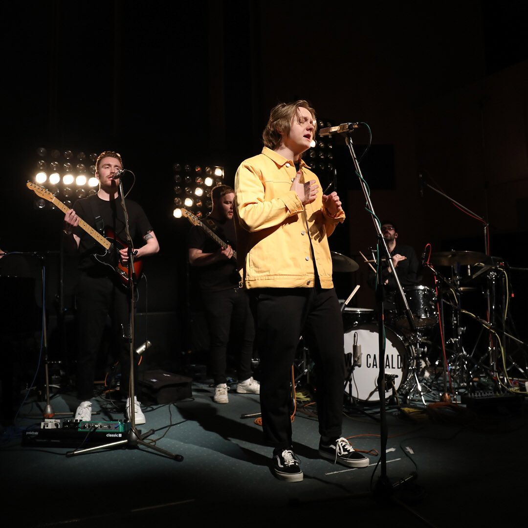 Thursday at @AbbeyRoad was such a dream! Our super talented #BRITs Critics' Choice shortlist performed some super special sessions for us. We can't wait for you to see them! 💕  Make sure you're subscribed to our YouTube channel so you don't miss them! ⏩ http://youtube.com/BRITs