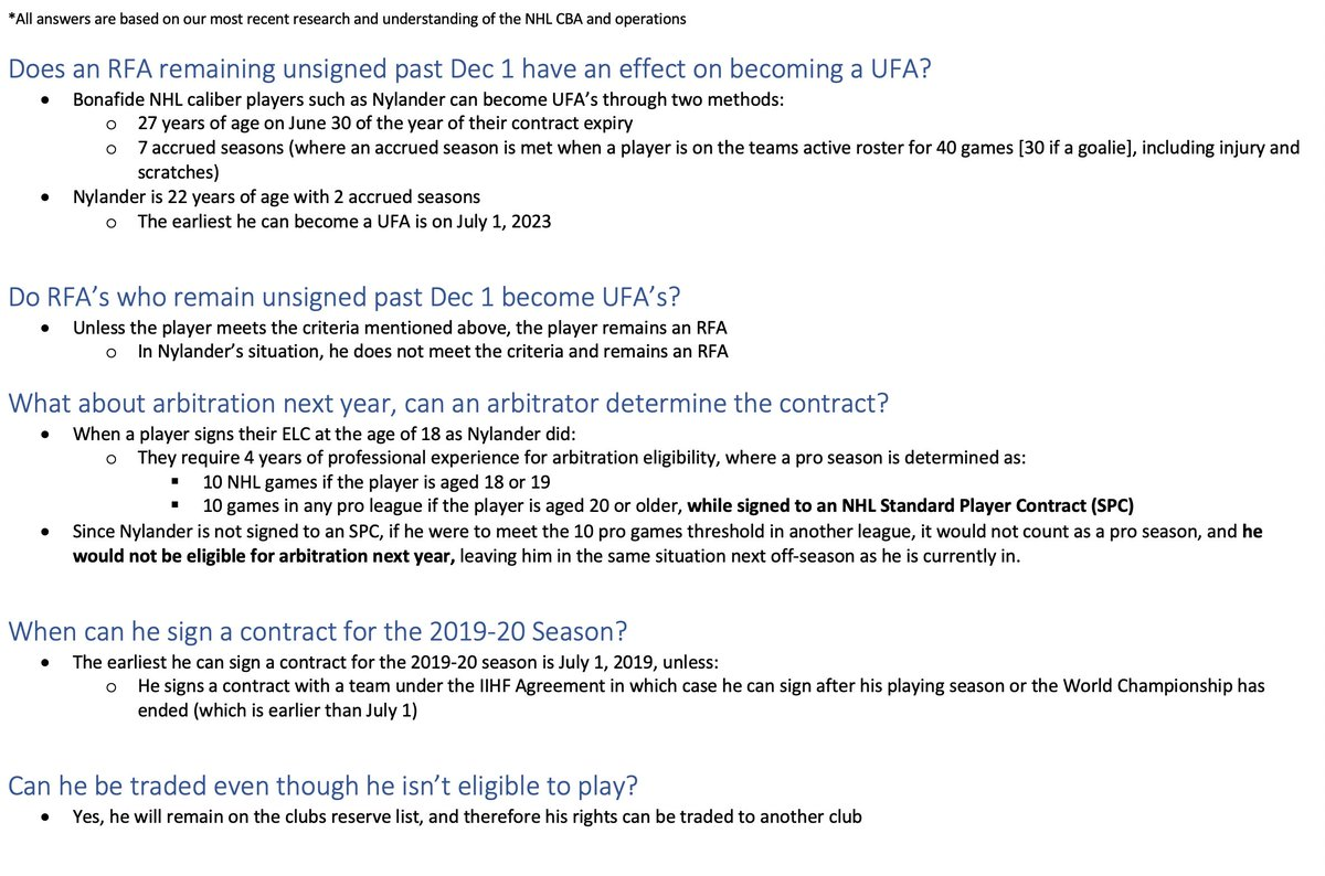 We ve compiled the answers to frequent questions regarding RFA UFA status 2ee3b15ac5c8