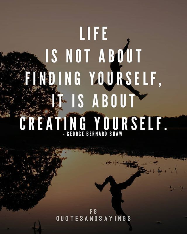 Motivational Quotess Tweet Life Is Not About Finding Yourself