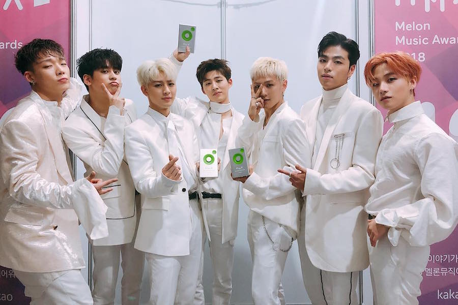 Image result for ikon song of the year site:twitter.com