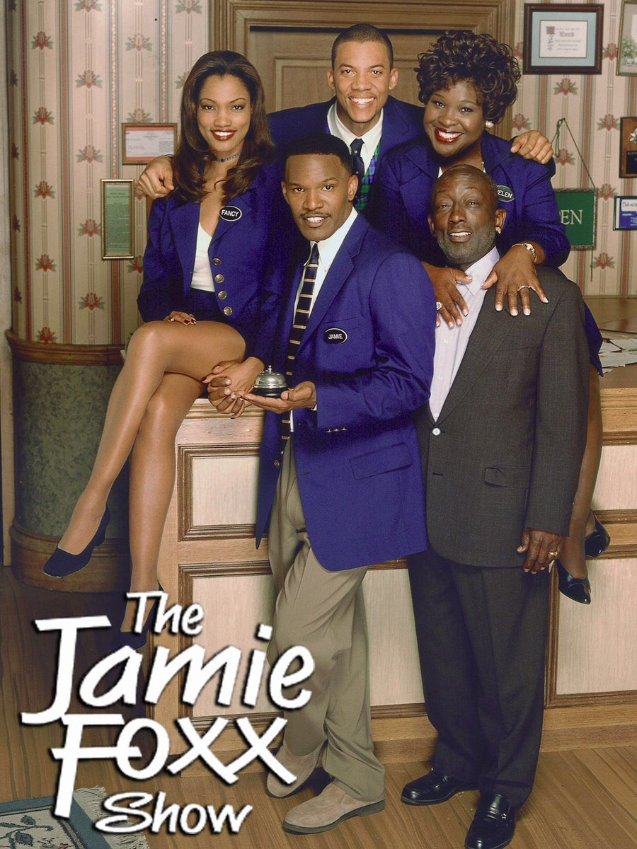 I don't see people discussing this show's brilliance enough. The casting was perfection. The chemistry between the leads was so believable. @iamjamiefoxx's comedic timing was so smooth and simply GENIUS. His improv choices were a thrill to watch. Actual laugh out loud humor. 🌟