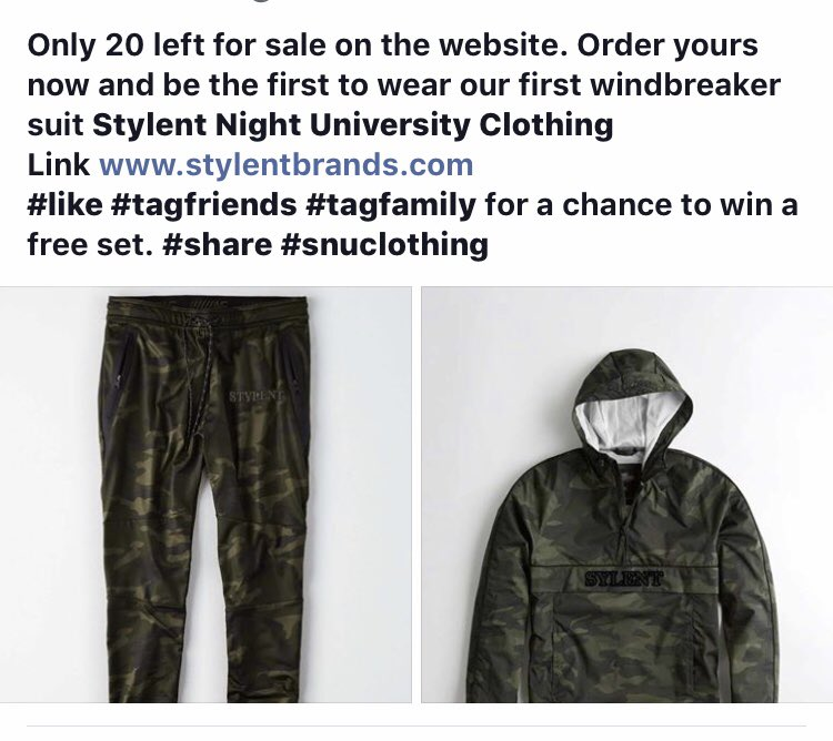 #LikeAndShare #retweet for a chance to win a free set @snuclothing #tagafriend #taganyone<br>http://pic.twitter.com/ybejXrbyJb