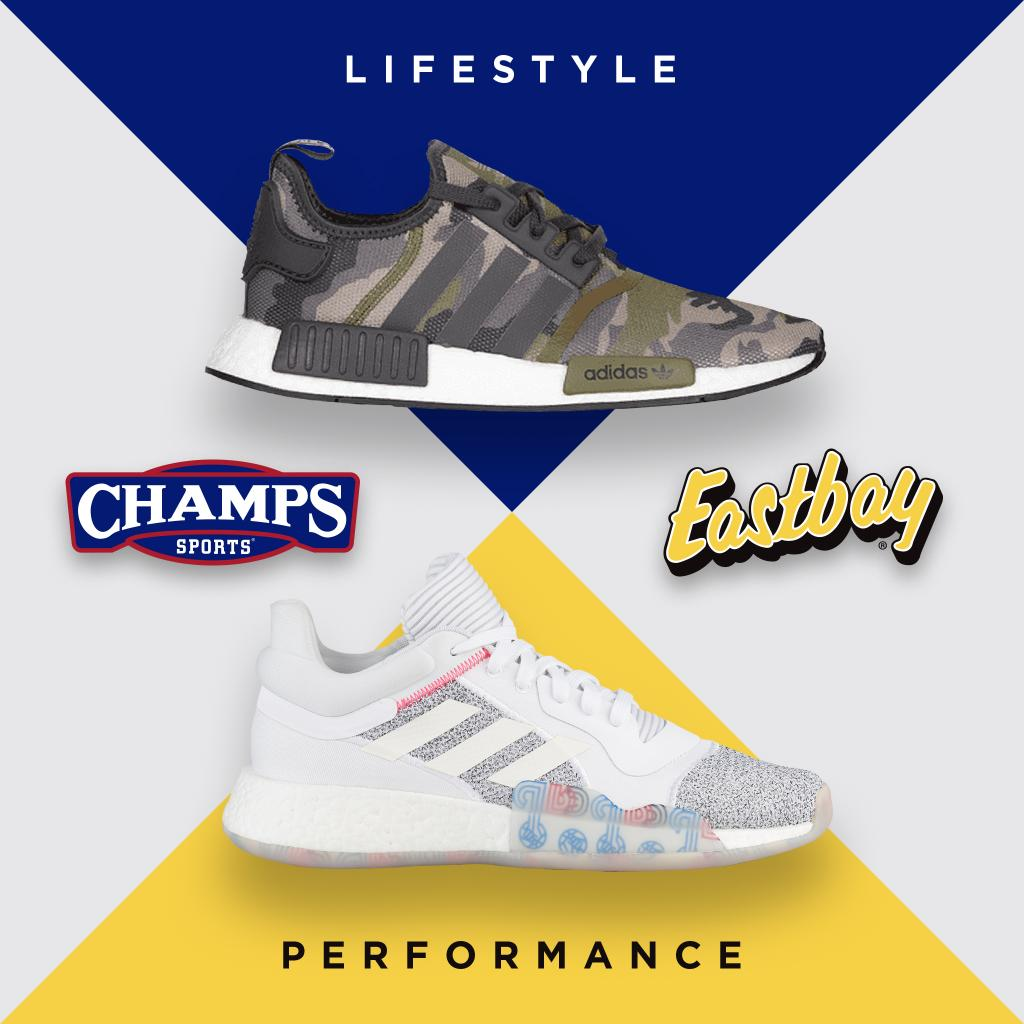 8c8bdabbc61c4 champs sports amp eastbay are here to help you stand out on the court and  the