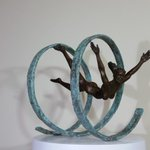 Image for the Tweet beginning: Artbyte Artist showcase: Haim Levy
