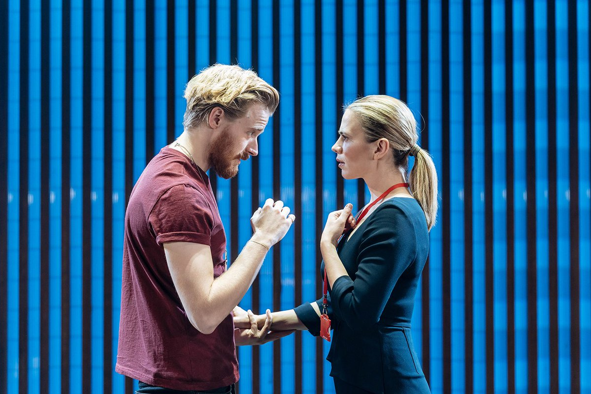 Break a leg to our brilliant #MeasureForMeasure company for their final performance this evening!