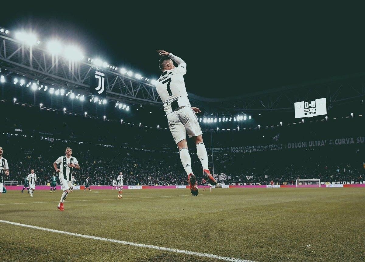 هدف رونالدو في مرمى فيورنتينا بالدوري الإيطالي