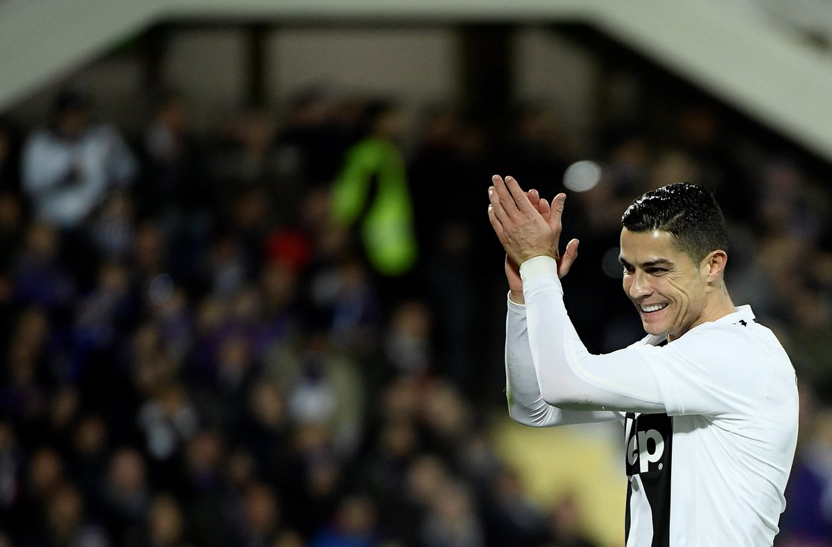 Ronaldo sets 60-year Juventus best as scintillating start continues