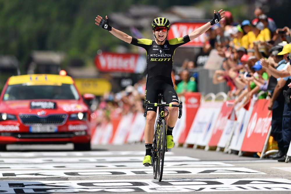 28645c3d6 Cycling Weekly share their thoughts on the top moments this year  Eight of  the most memorable moments from the 2018 Women s WorldTour - Cycling Weekly  ...