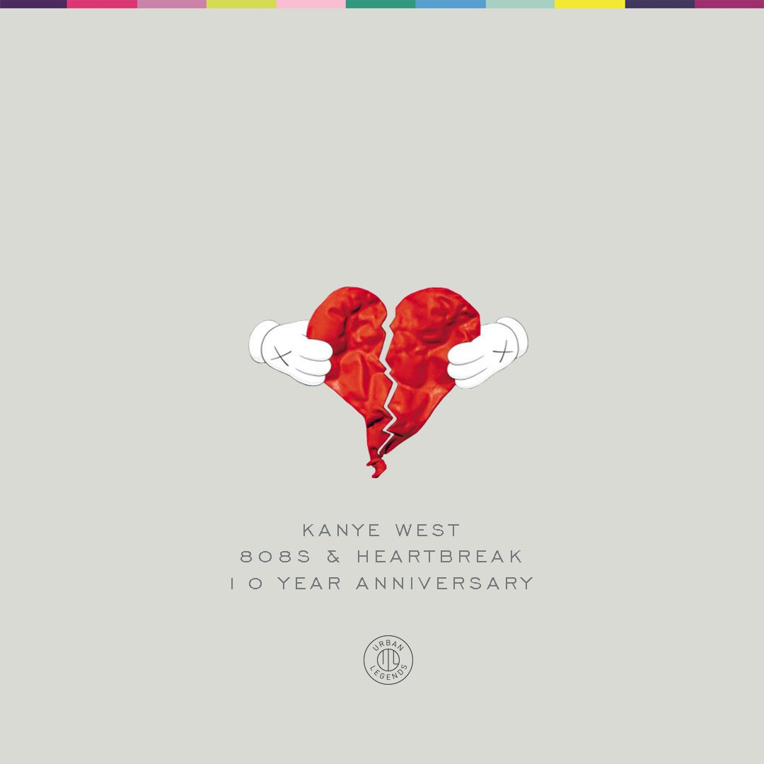 Kanyewests 808s Heartbreak Was A Soul Bearing Peek Inside The Mind Of Musics Most Creative Story Behind It Is Just As Epic Actual