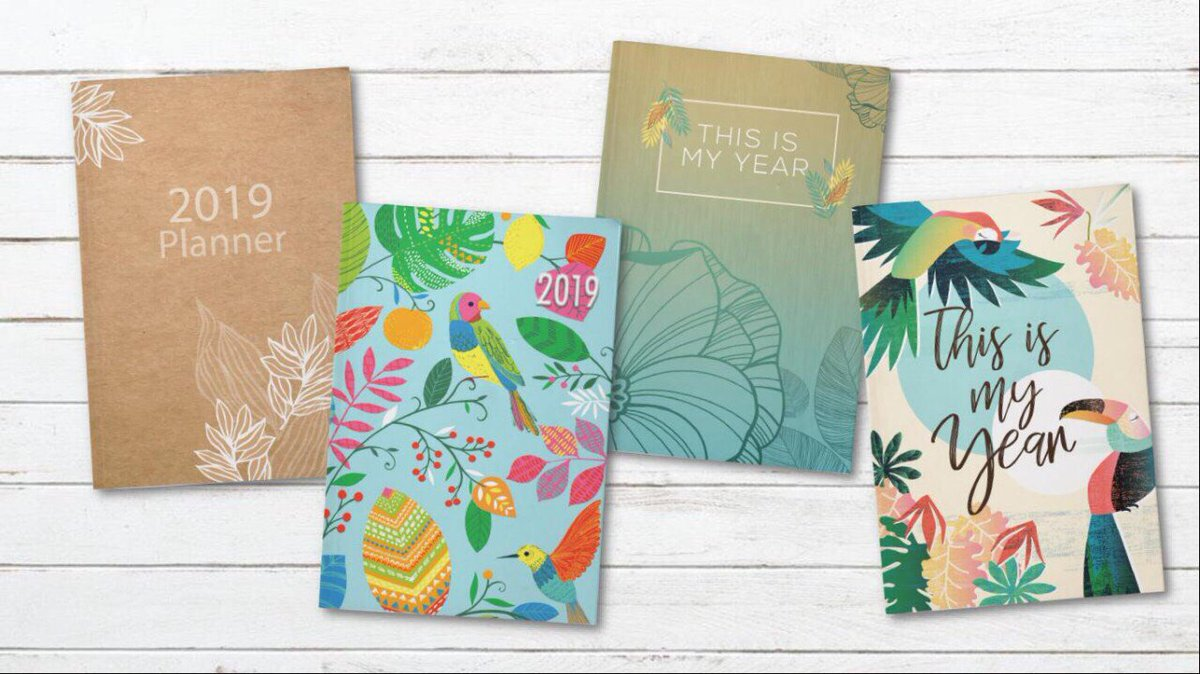 National Book Store On Twitter Premiere Notes 2019 Planners Have