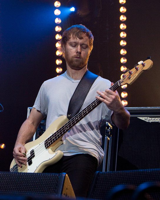 Happy birthday to bassist Nate Mendel!