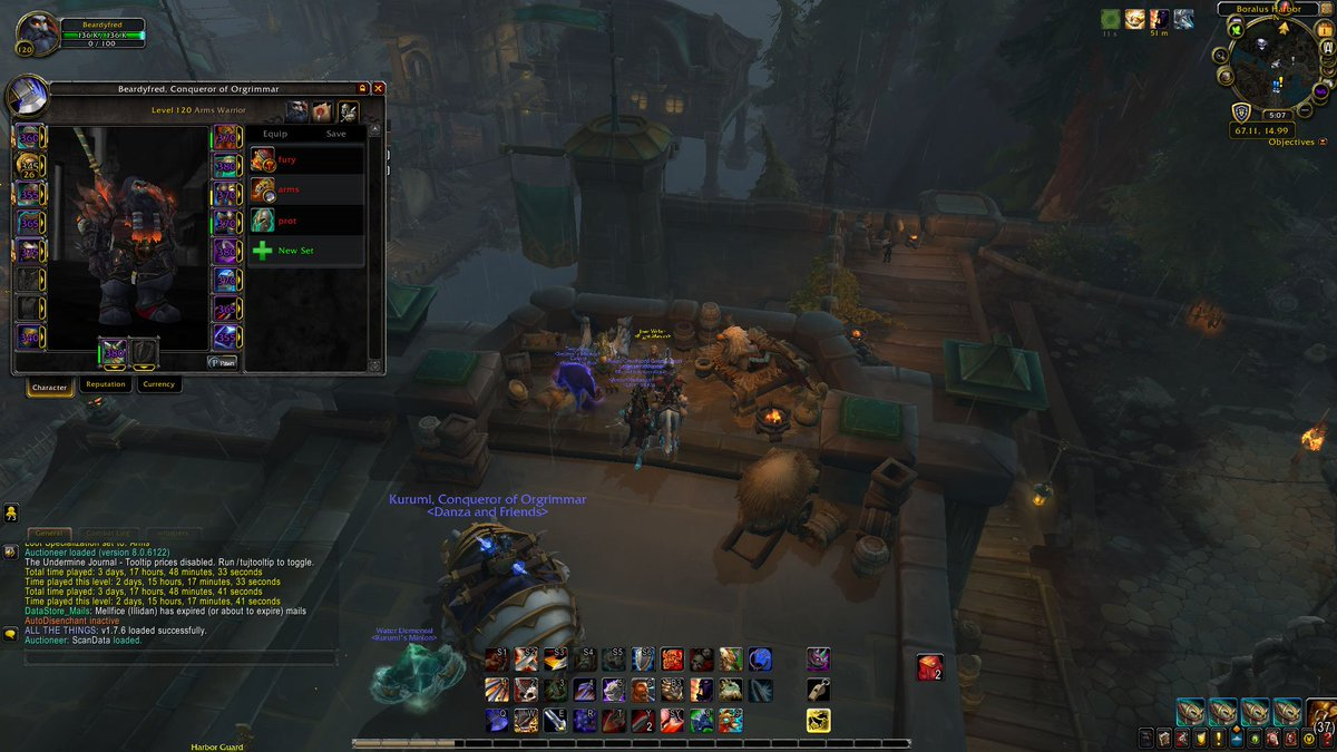 Wow Elvui Shadow And Light Download