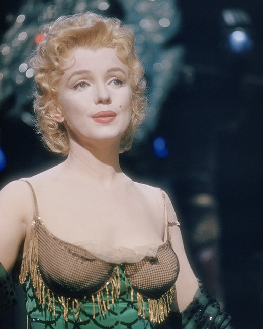 marilyn monroe on twitter can anyone name the movie this scene is
