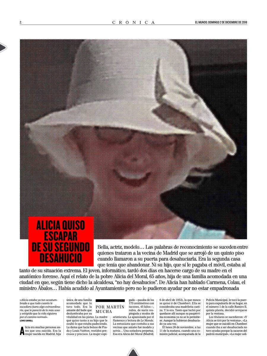 Crónica El Mundo On Twitter Y Aquí La Portada De At Cronicaelmundo