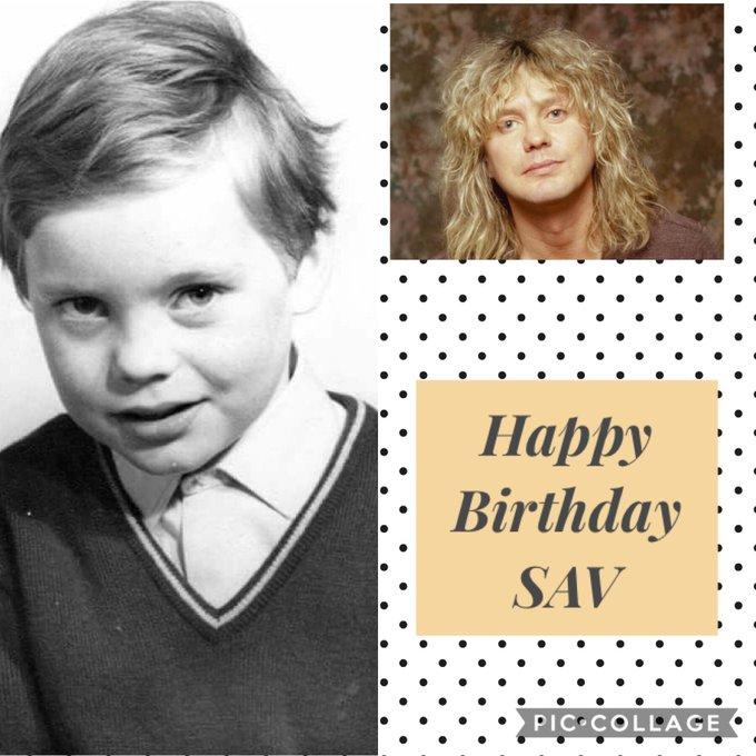 Wishing our bass player, Rick Savage Happy Birthday!