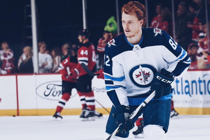 First @NHL First NHL point! Not bad, Mr. Appleton. Not bad at all. #GoMooseGo Photo