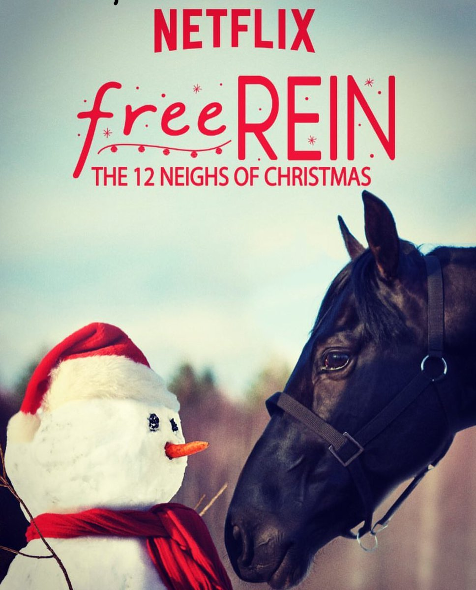 free rein the twelve neighs of christmas trailer