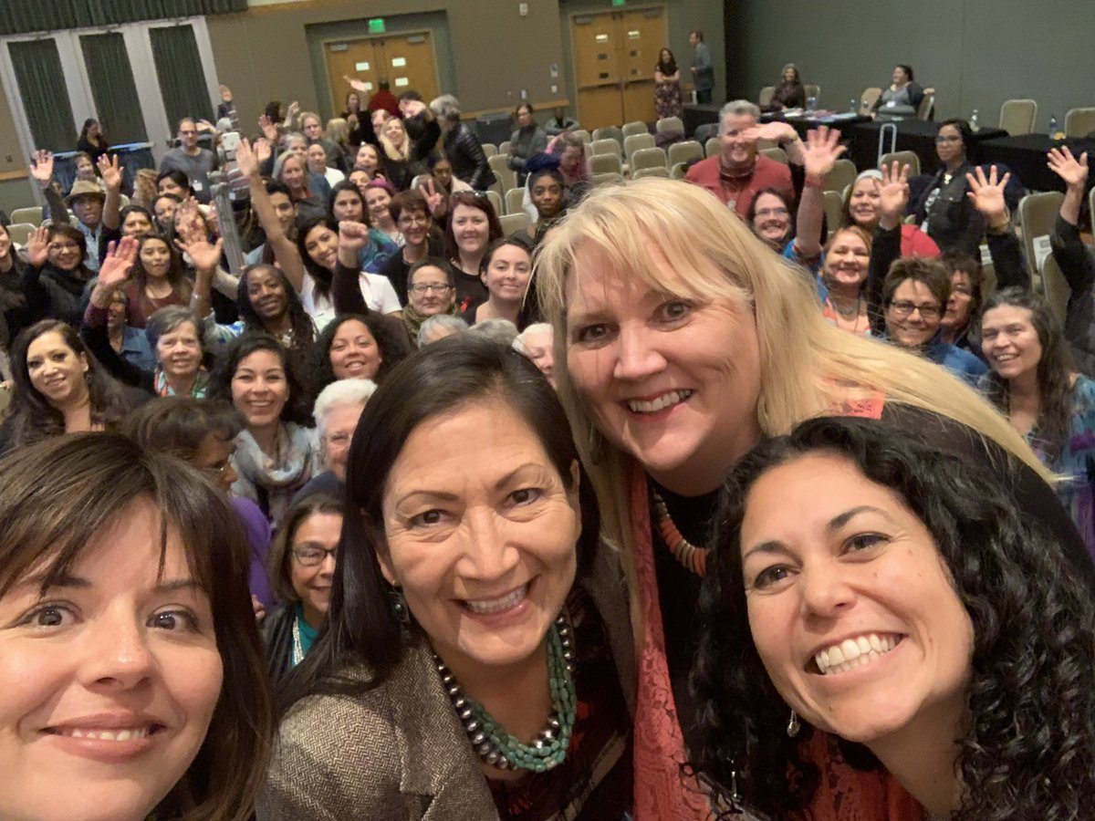 We had a blast today in Albuquerque! Thank you to each and everyone one of you who joined us to #GalvanizeNM.