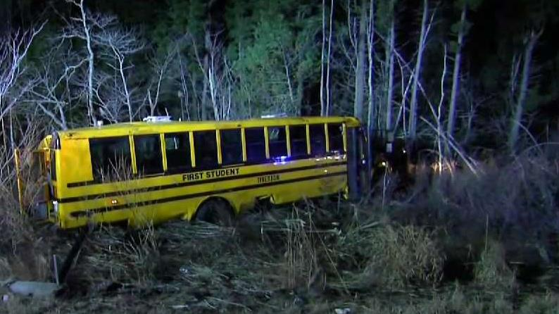 first student bus driver arrested