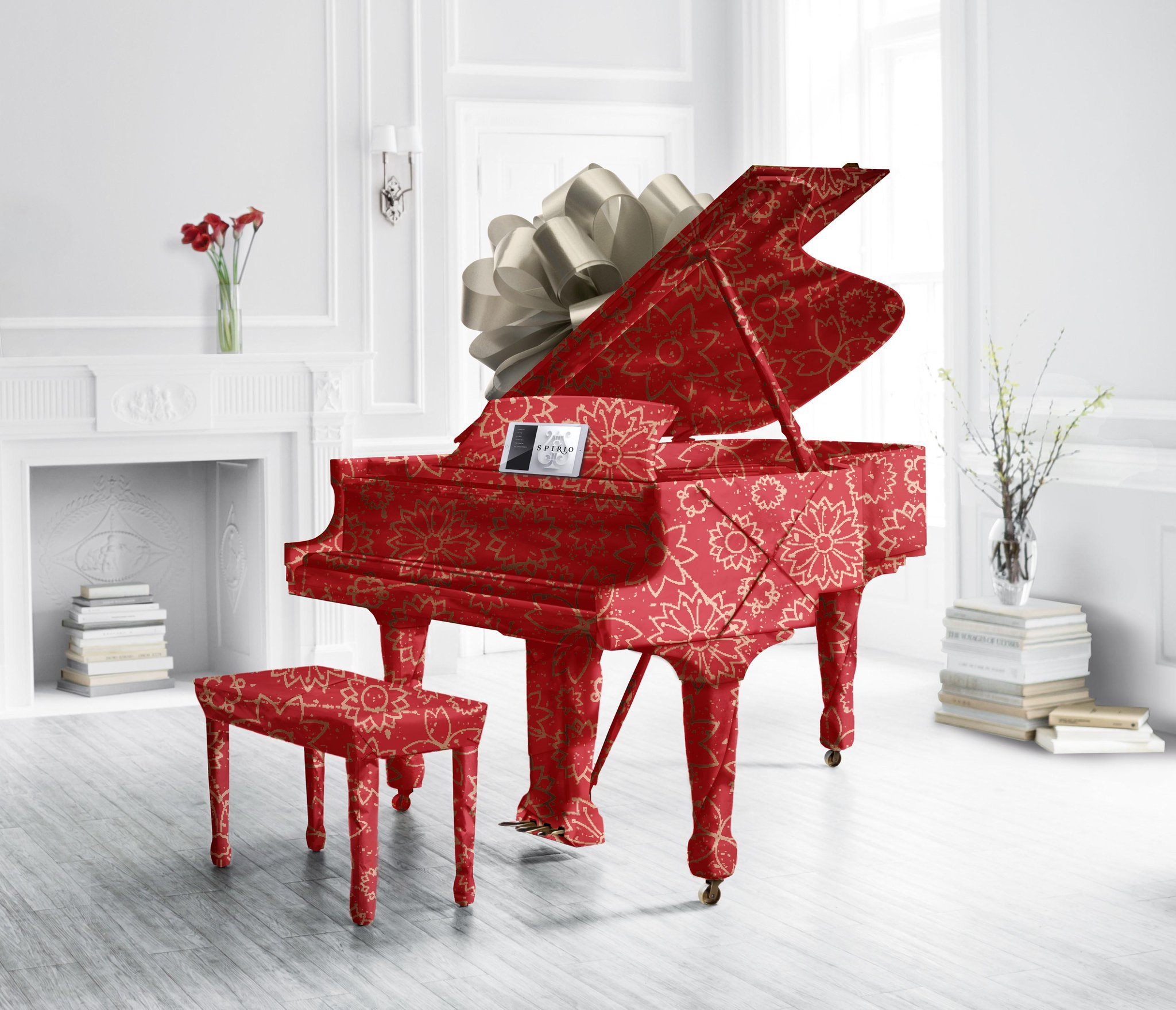 Reloaded twaddle – RT @SteinwayAndSons: Unwrap the musical gift of a lifetime.  Find your dream pia...
