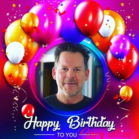 Happy birthday gary allan