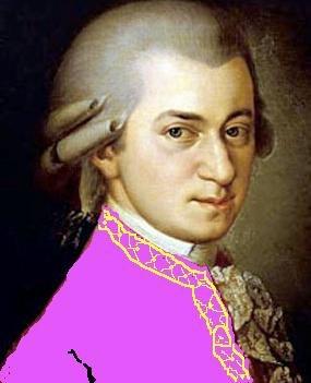 ピンク の モーツァルト