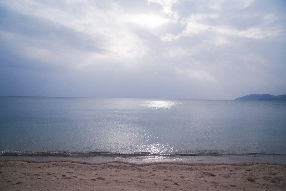曇りでも綺麗(*^^*)  虹ケ浜海水浴場(山口県光市)  #イマソラ #ファインダー越しの私の世界  #写真好きな人と繋がりたい #写真で伝えたい私の世界 #キリトリセカイ  #photography #coregraphy https://t.co/G0xgKxRCVy