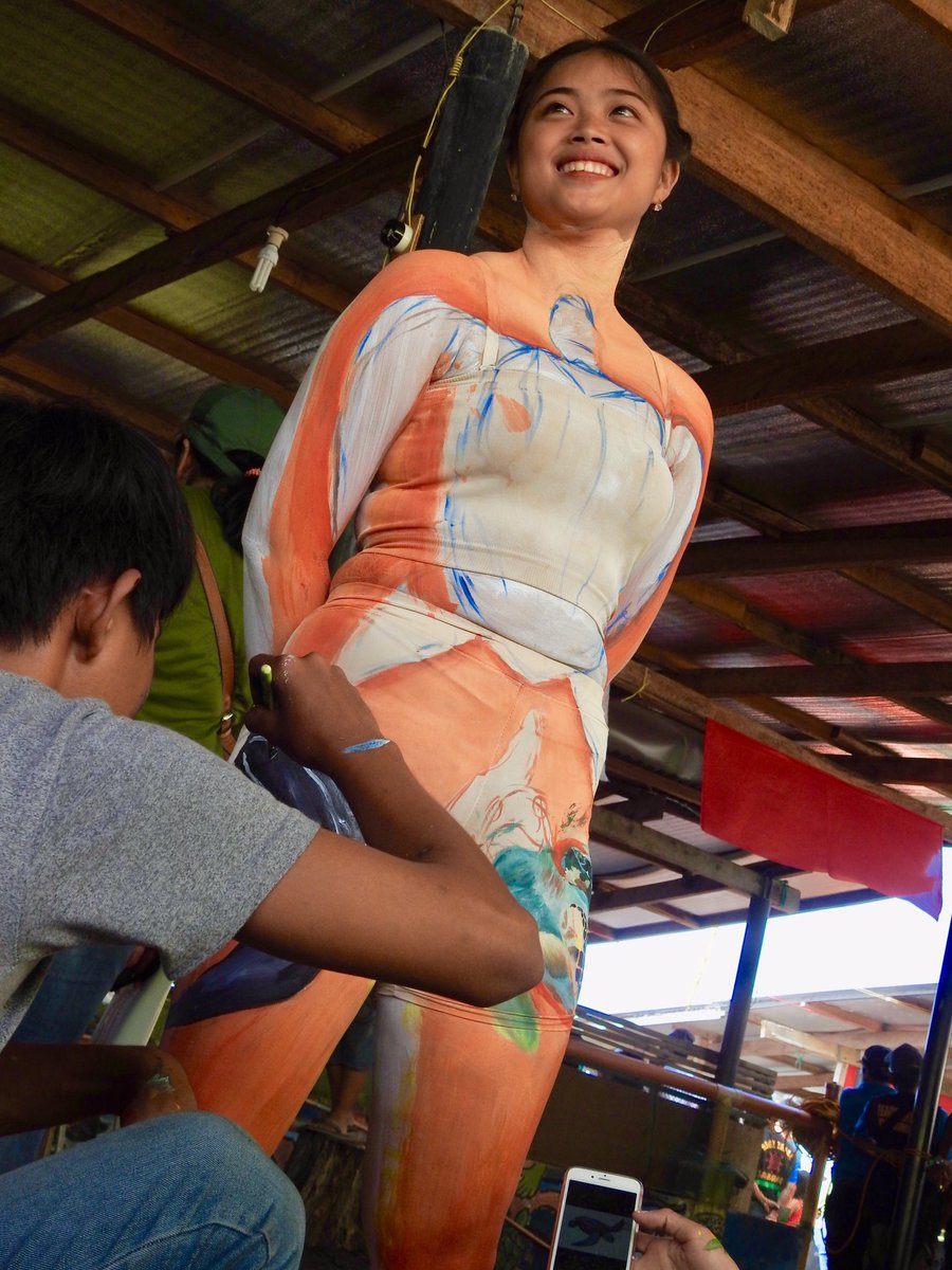 Visit Philippines On Twitter Atm Strokes For All Folks At The Art Exhibit Body Painting And Paddle Board Painting Contest During The Pawikan Festival 2018 At Morong Bataan Itsmorefuninthephilippines Sustainabletourism Pawikanfestival2018