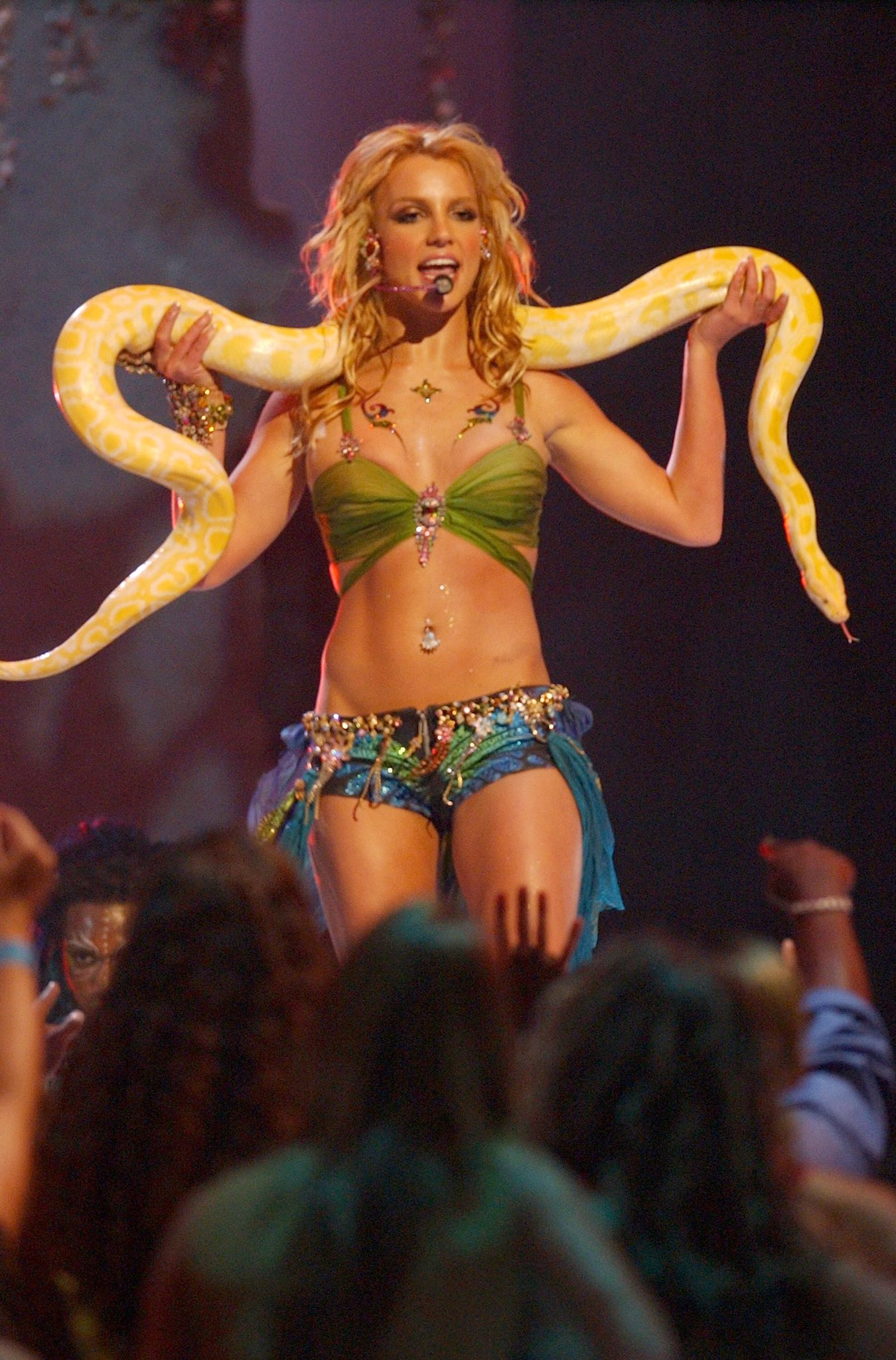 Happy Birthday Britney Spears:)