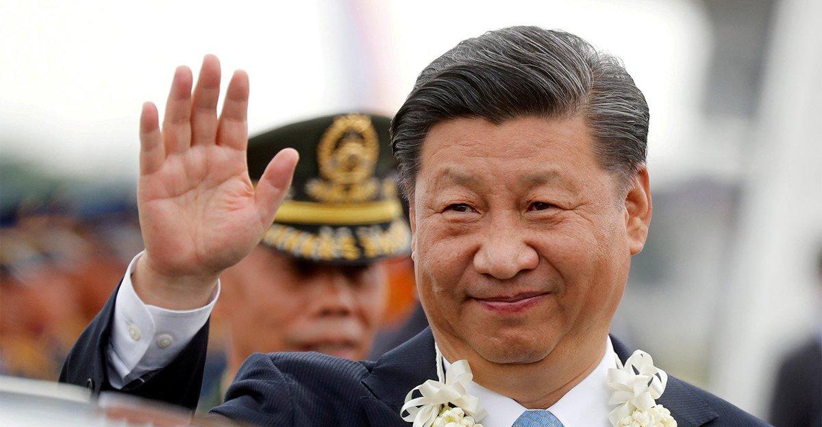 Un homme déguisé en Winnie l'Ourson prié de quitter une place madrilène pour ne pas offenser Xi Jinping  ➡ https://t.co/XU0xRF5szI